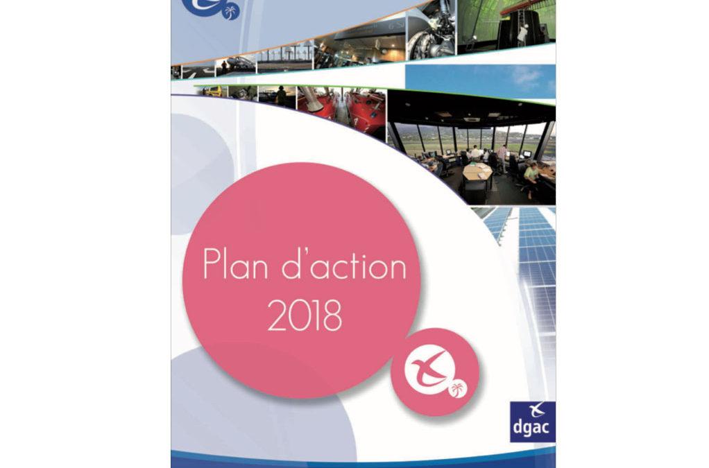 Plan d'action 2018